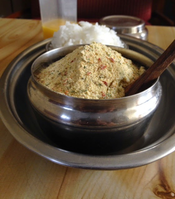 pottu kadala parupu podi for rice