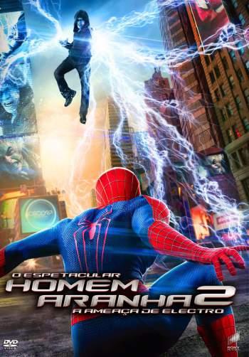 O Espetacular Homem-Aranha 2: A Ameaça de Electro 3D Torrent - BluRay 1080p Dual Áudio