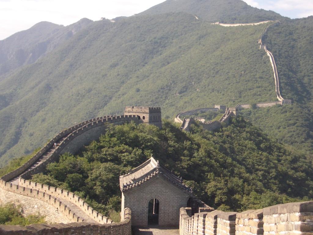 Documental los extremos el inicio y el final de la gran for Q es la muralla china