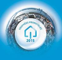 Trophées Promotelec 2015 3eme prix