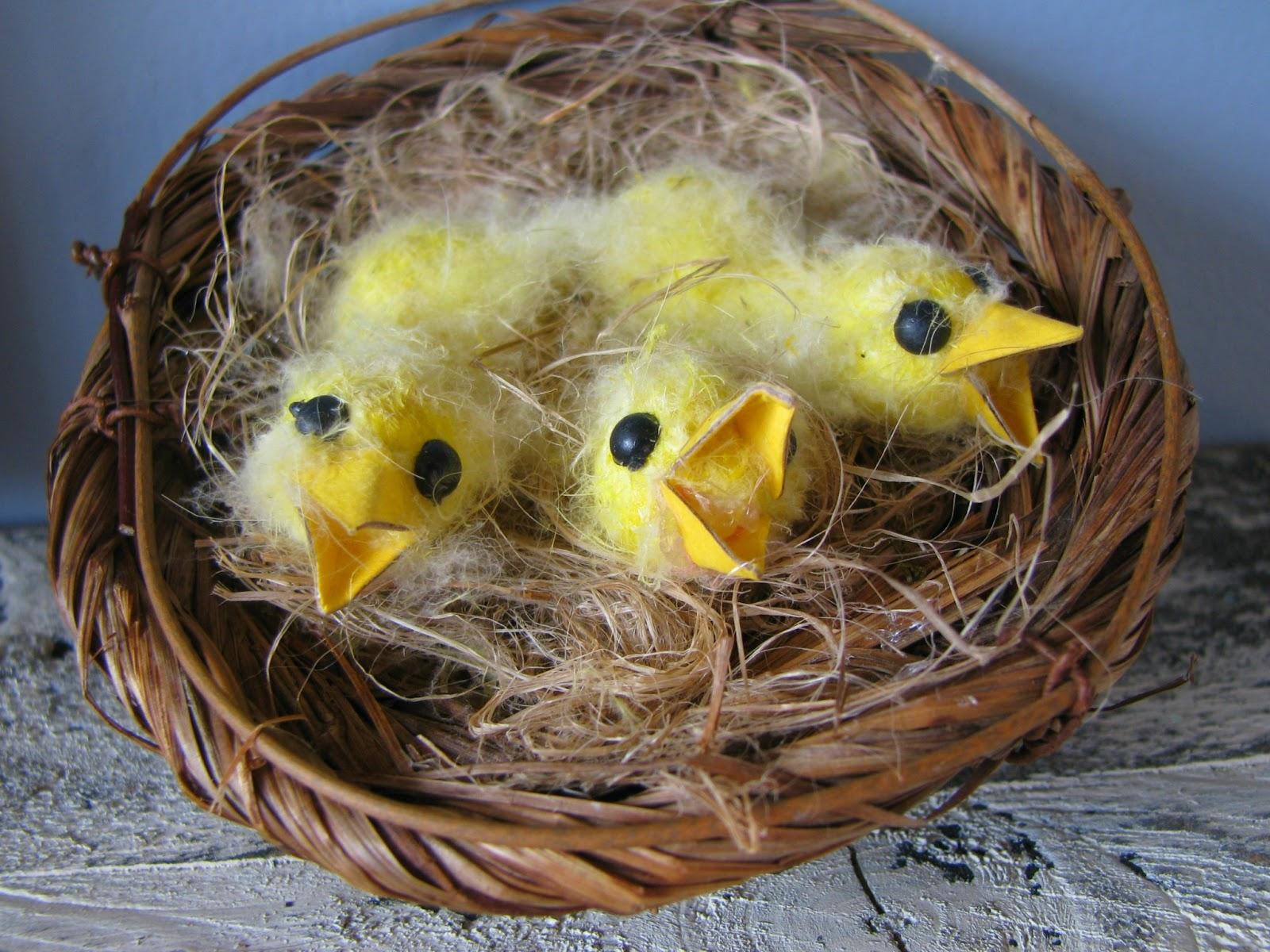Как сделать гнездо птицы своими руками 30
