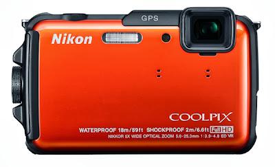 Nikon COOLPIX AW110 kamera murah