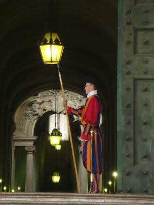 EN LUGARES: El Vaticano 1