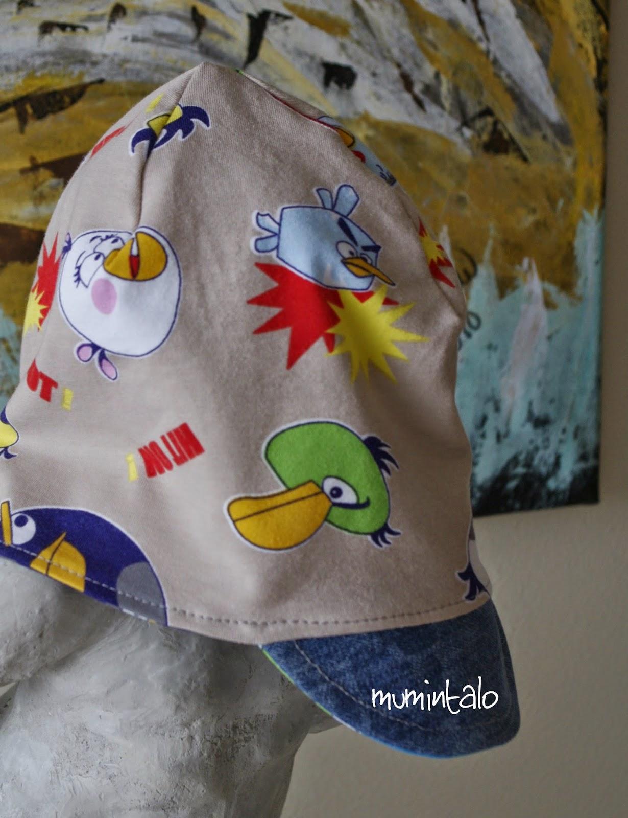 Angry Birds lippis