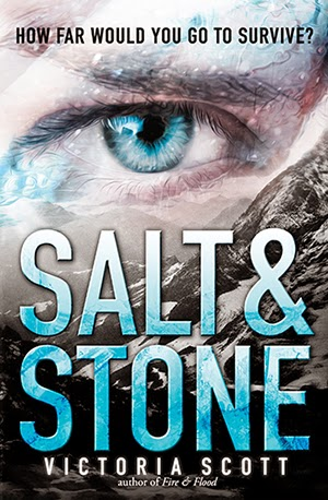 Salt & Stone (Fire & Flood #2) by Victoria Scott
