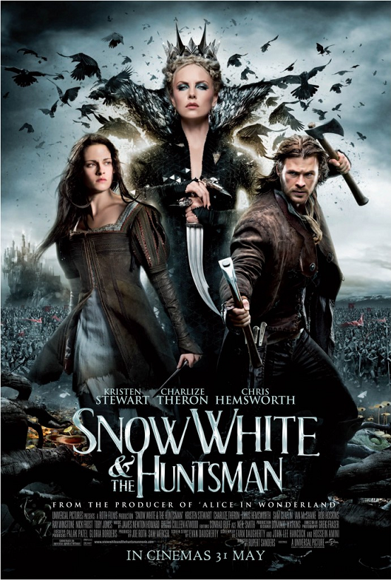 SkinWhite and Nuffnang bring you Snow White and the Huntsman