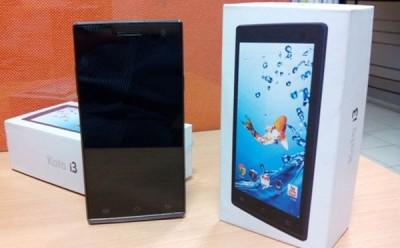 Kata i3, Android 5 Inci Layar HD dan Kamera 13 MP