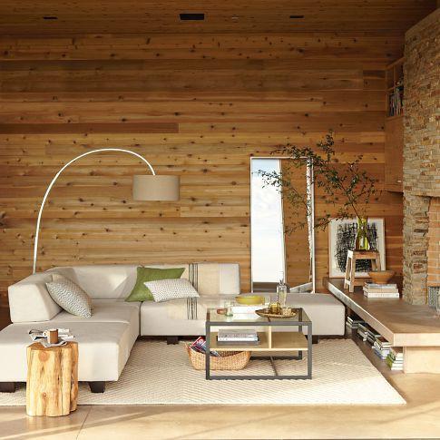 aqu tenis varios ejemplos que os podrn ayudar para la decoracin de cualquier espacio de vuestro hogar - Decorar Paredes Con Madera