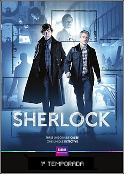 Download Sherlock 1ª Temporada RMVB Legendado baixar