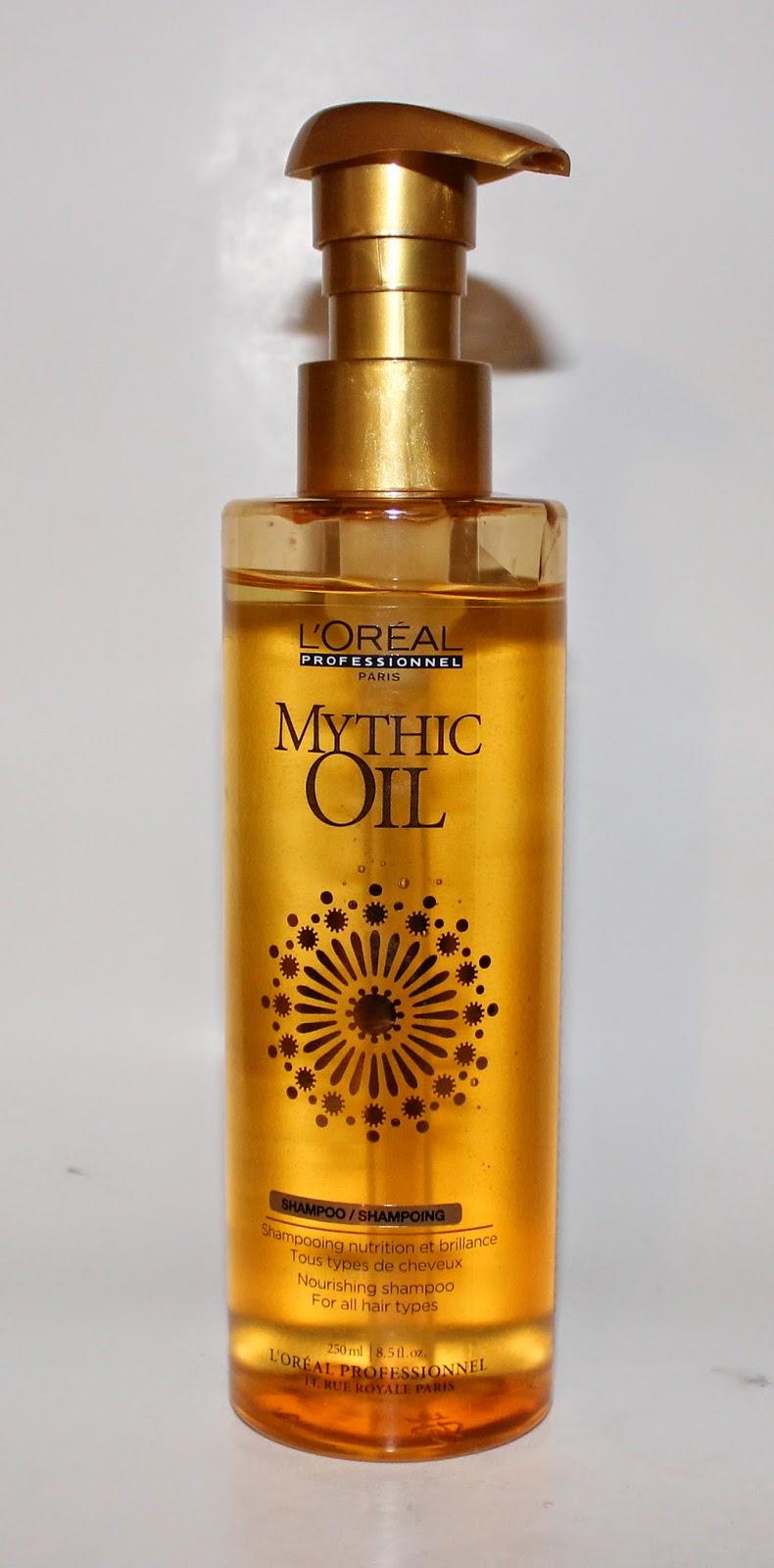 L'Oréal Professional Mythic Oil Nourishing Shampoo