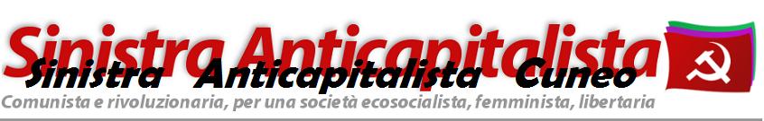 Sinistra     Anticapitalista     Cuneo