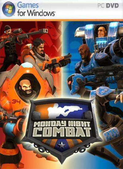 Monday Night Combat PC Full Español Repack DVD5