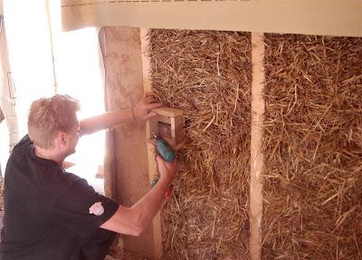 maison isolation paille ossature bois -architecte-labokub- architecture écologique - lille