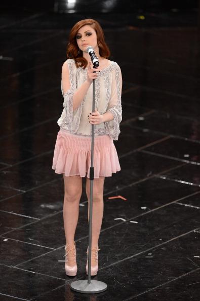 Sanremo 2013 Annalisa Scarrone
