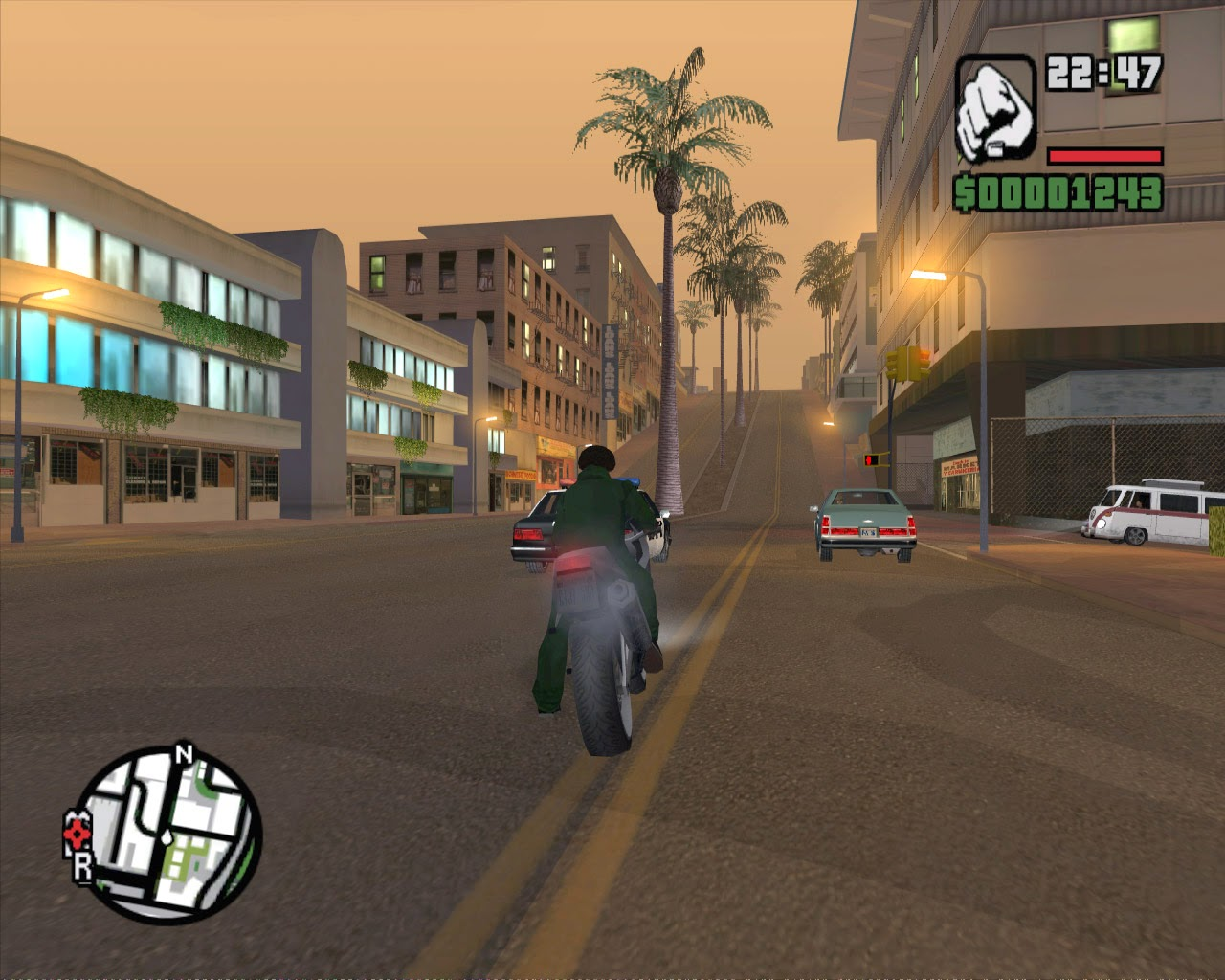 Grand Theft Auto Sanandreas free download