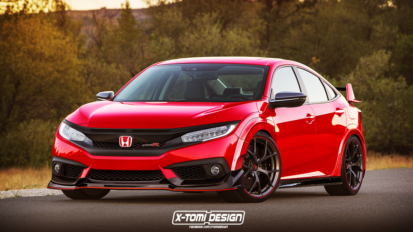 Type R Crv >> Civic Type R is Back in Black! - 10th Gen Civic Forum