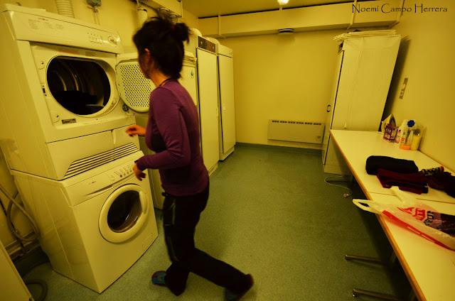 Secadoras en Laponia