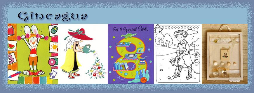 Gincagua - Gina Carol - Ilustracion Collage