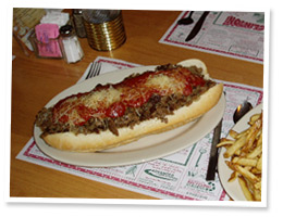 There Is The Quaint Port Clinton Hotel With Delicious And Huge Cheese Steaks A Pile Of Fresh Cut French Fries That Even Gest Ee Couldn T