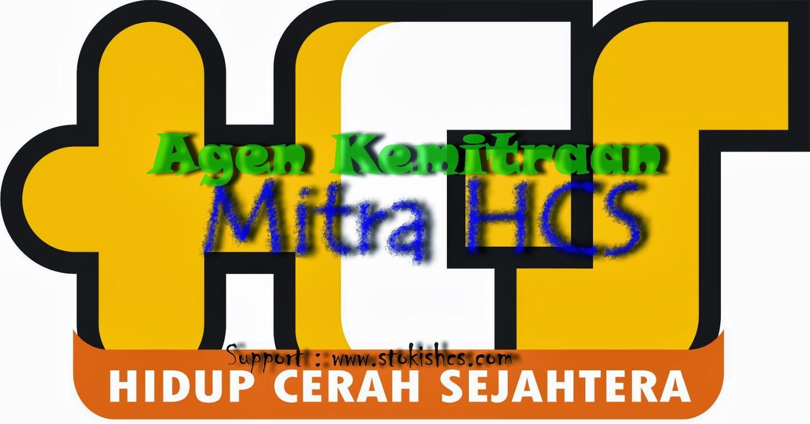 Informasi Ke Mitraan ~ STOCKIST HCS - Gosuccess
