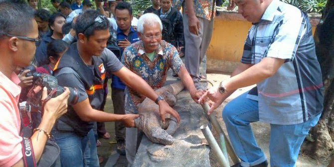 Lagi, Komodo Mati di Kebun Binatang Surabaya