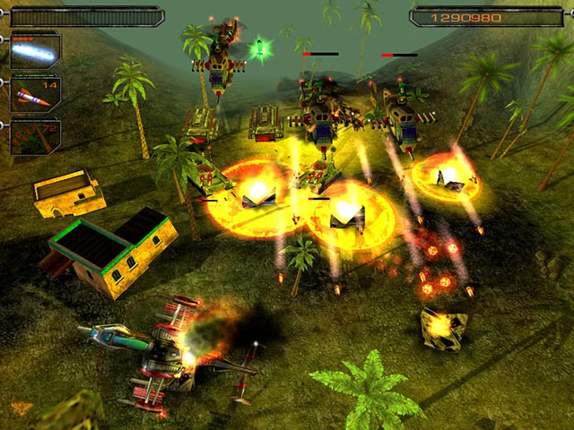 Aerial Fire Free Game full Download
