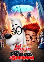 Filme As Aventuras de Peabody e Sherman Torrent Grátis