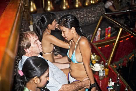erotic thai massage best brothel in the world