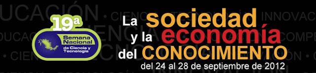 Semana Nacional de la Ciencia y Tecnología 2012 en el Zócalo