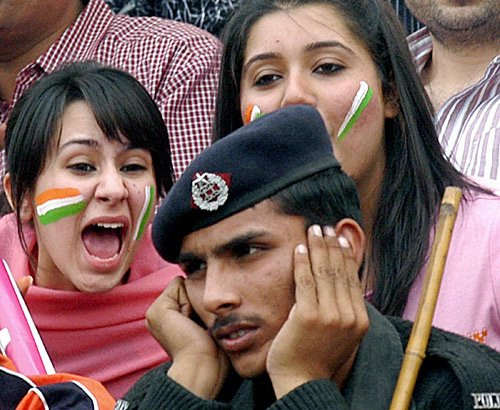 COOL IMAGES: pakistan vs india cricket funny pictures