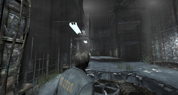 [PS3] Silent Hill Downpour Silent1