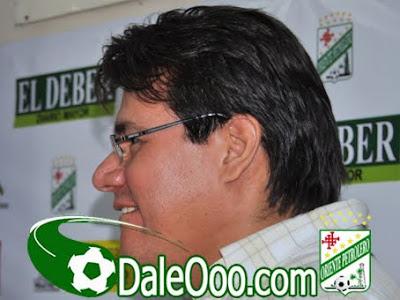 Oriente Petrolero - Richard Mendez - Club Oriente Petrolero