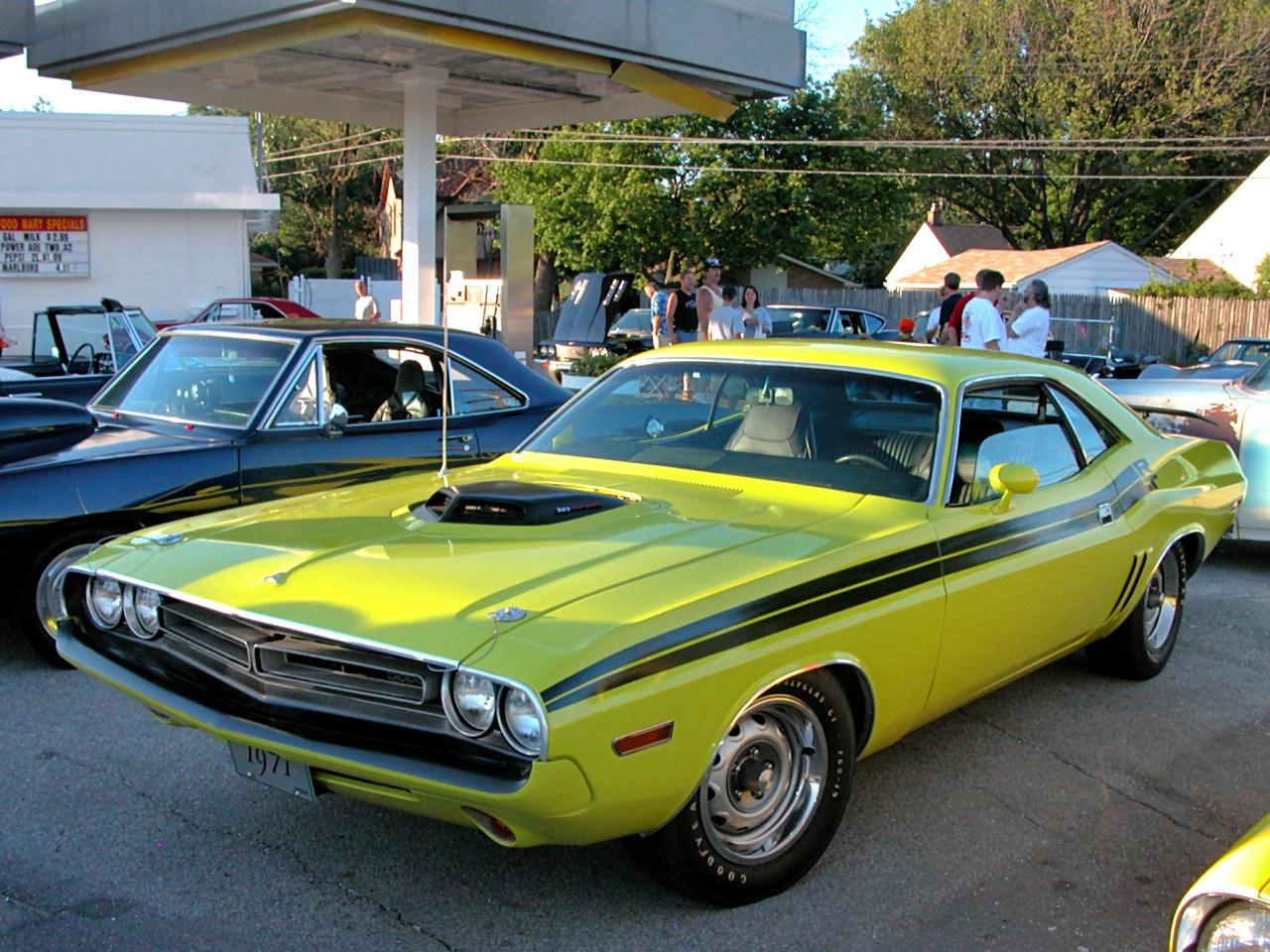Kumpulan Mobil Klasik American Muscle Auto Pocket