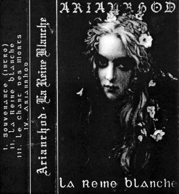Arianrhod - La Reine Blanche [Demo] (2001)