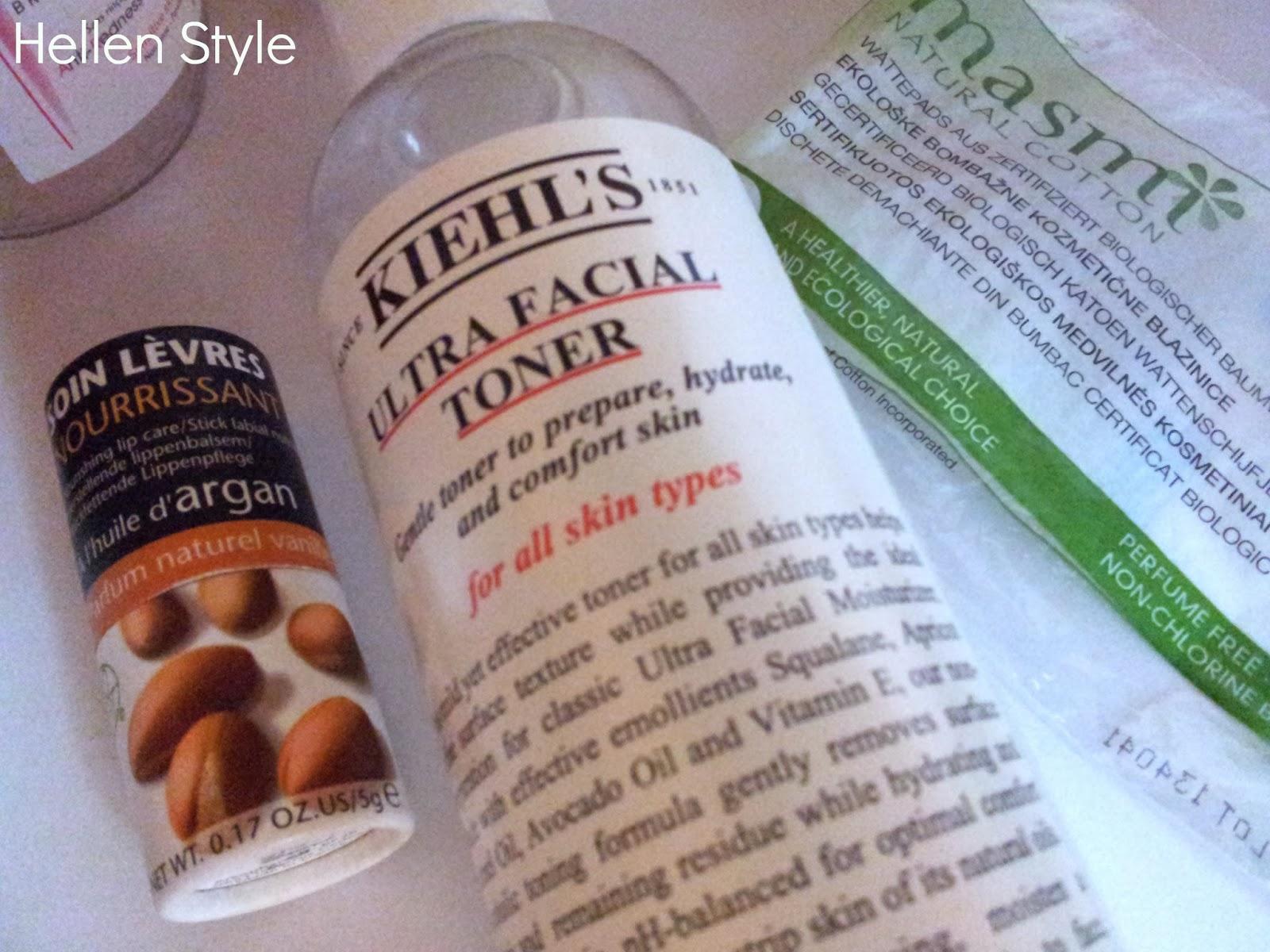 Productos de cosmética acabados de cuidado facial