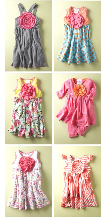 #Adorabledresses for kids