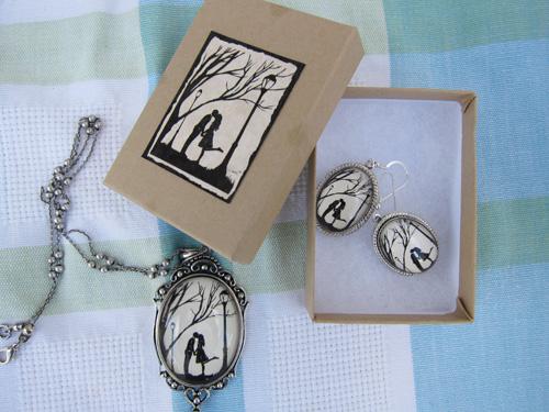 smycken från Tina Tarnoff