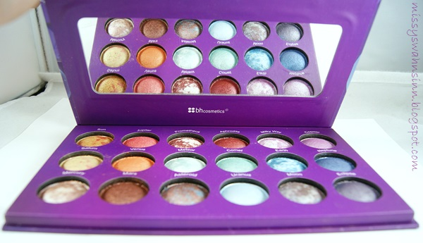 bhcosmetics galaxy chic innen