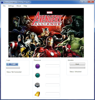 marvel aa hack