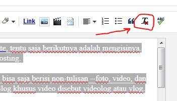 Remove Format/Clear Formattig