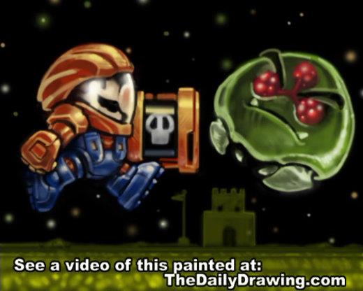 Super Metroid Bros. por video-monki