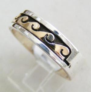 Native American Indian Jewelry Alternative Wedding Rings