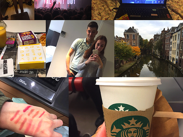 Life as Chelsey #3 - Fall Out Boy, Netflix, weekendje Utrecht