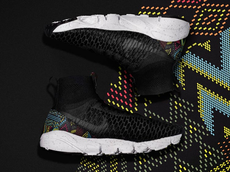 Nike Air Footage Magista Black History month