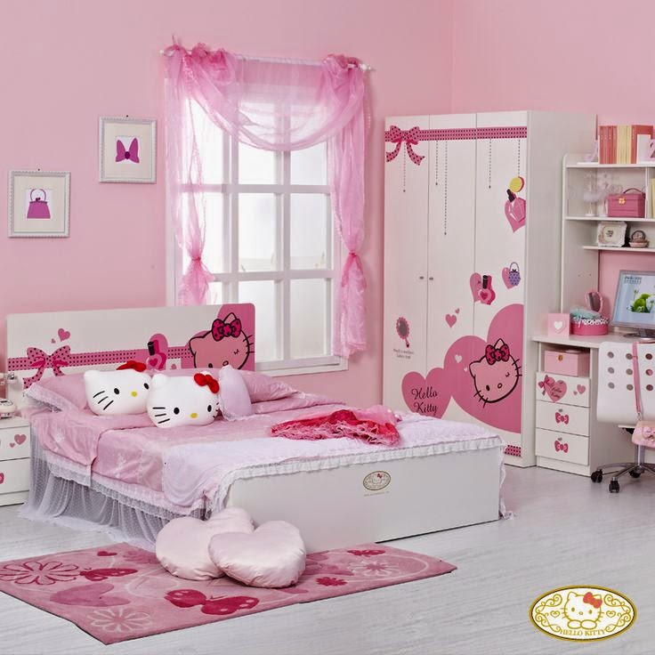 Cute girly bedrooms designs and ideas dashingamrit for Cute girly rooms