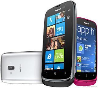 Nokia Lumia 610 flash file