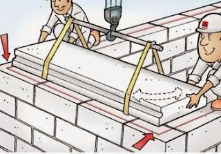 cara pasang panel lantai