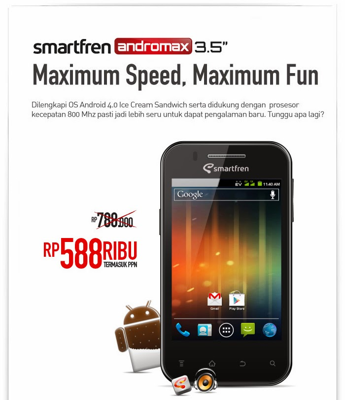 Harga smartfren andromax 3.5