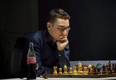 Echecs : Fabiano Caruana - Photo Chessbase