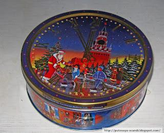 печеньки из Denmark
